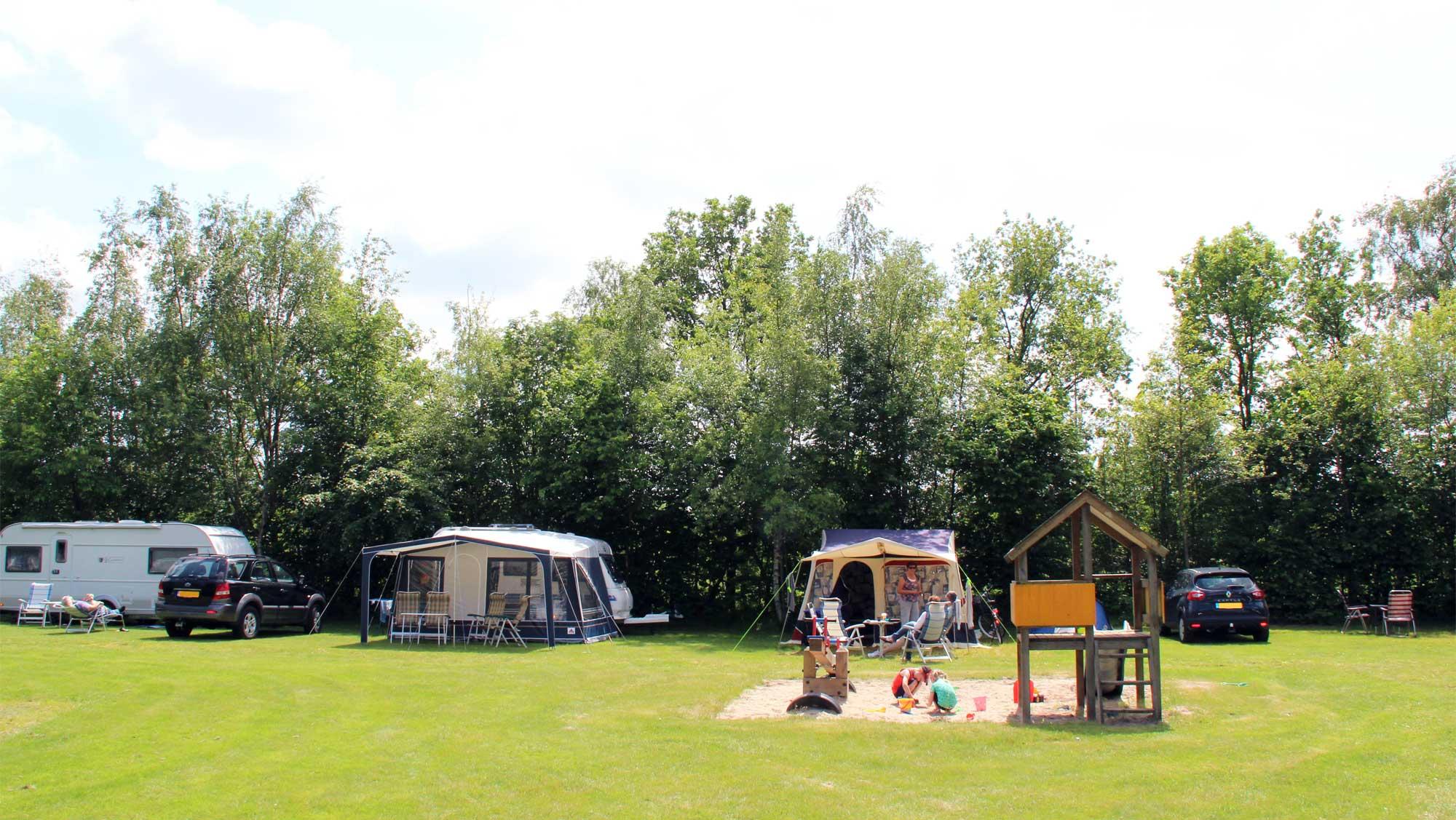 Comfortplaats kamperen Molecaten Park Het Landschap 09