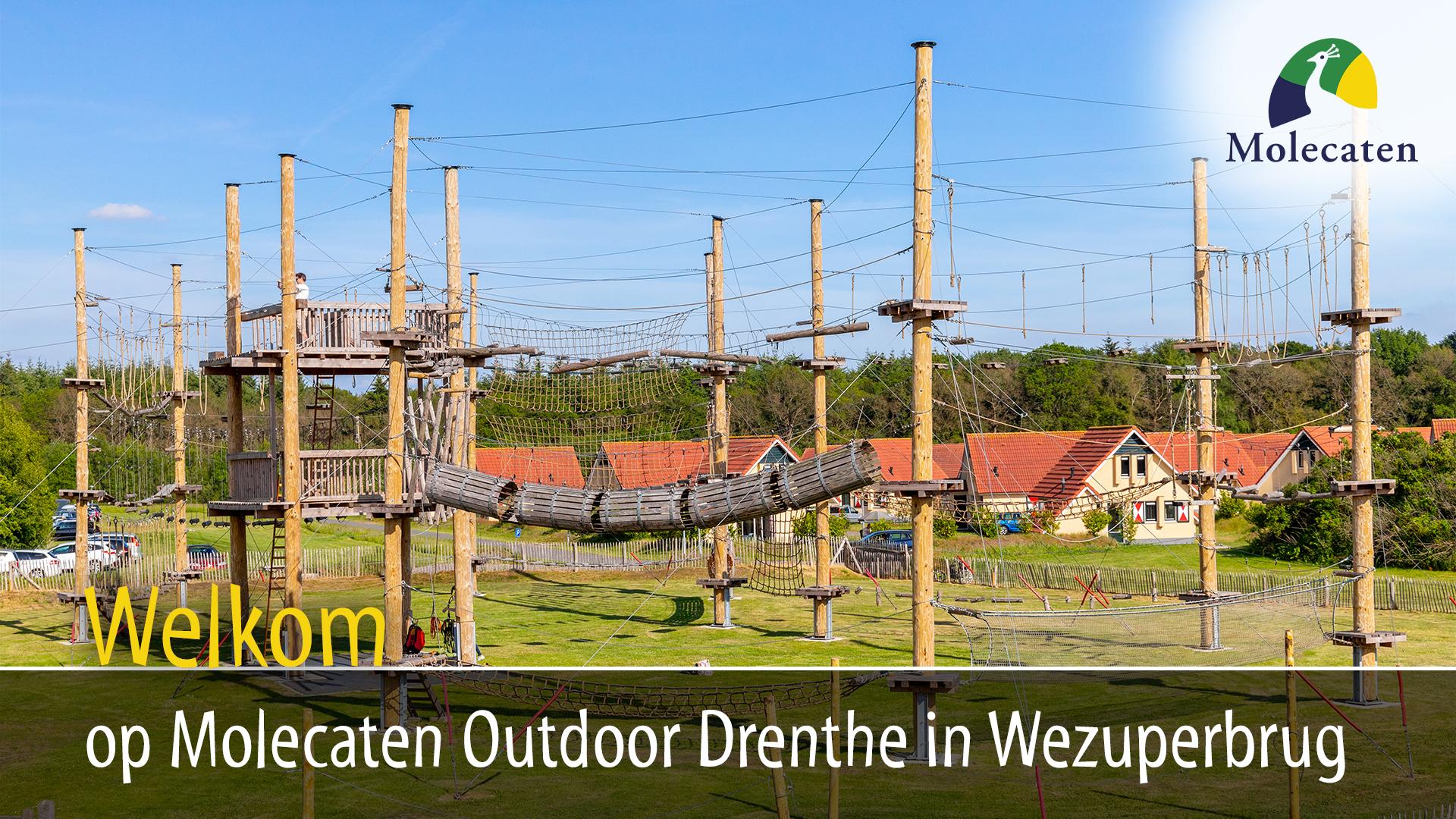 Molecaten Outdoor Drenthe in Wezuperbrug