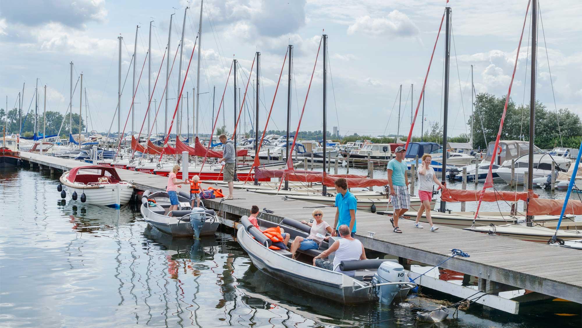 Molecaten Park Flevostrand 32 jachthaven