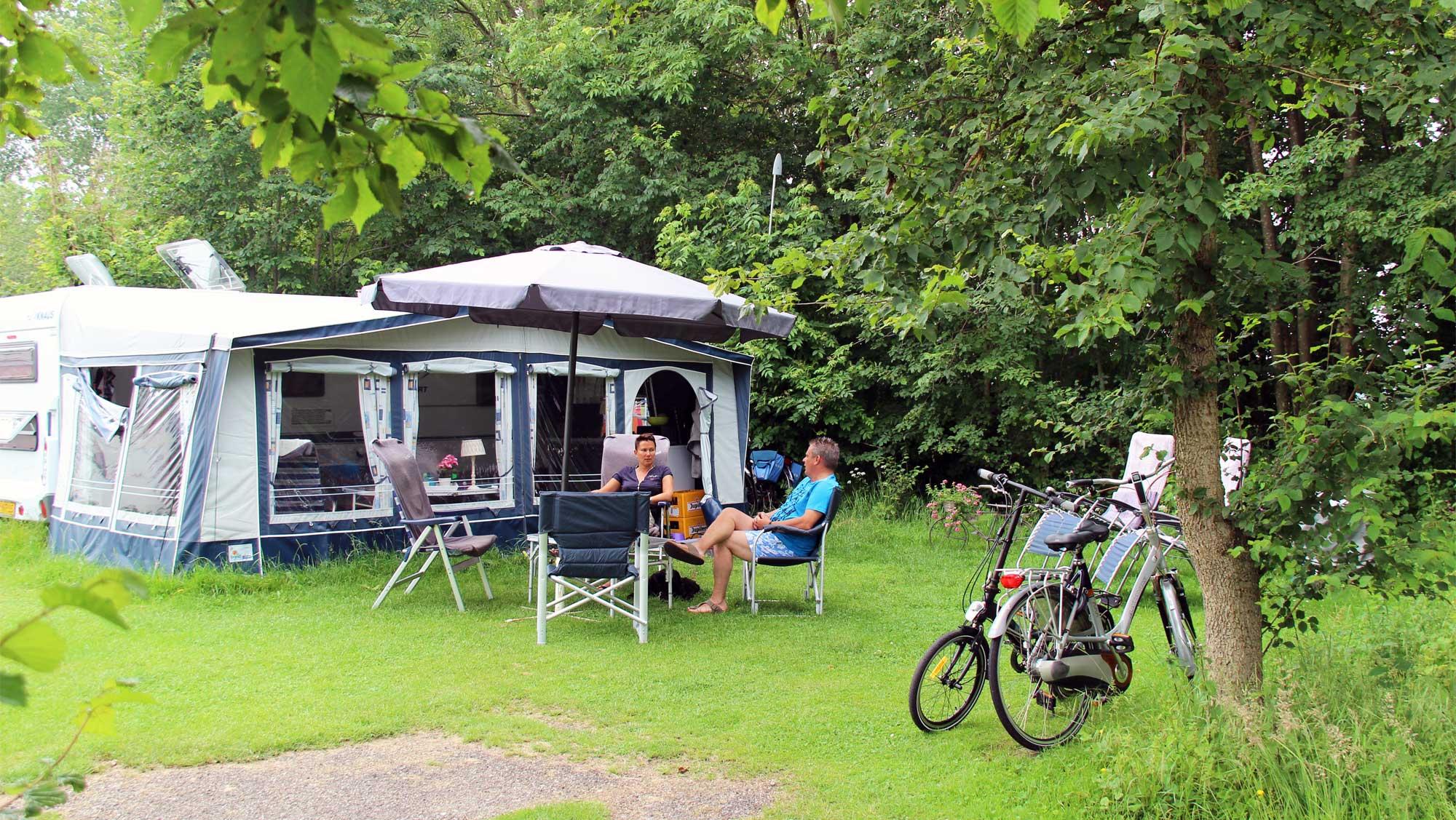 Seizoenplaats kamperen Molecaten Park Rondeweibos