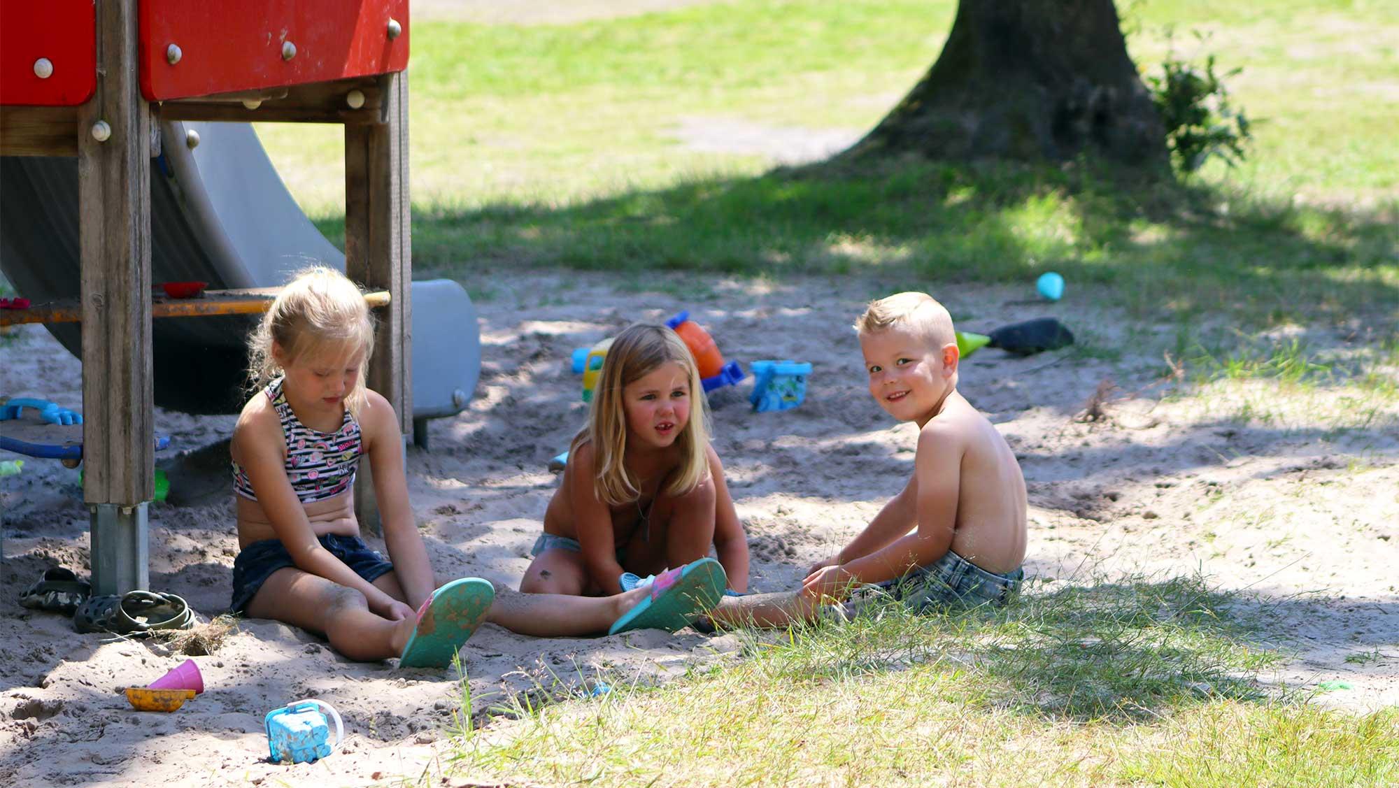 Comfortplaats A kamperen Molecaten Park t Hout 04