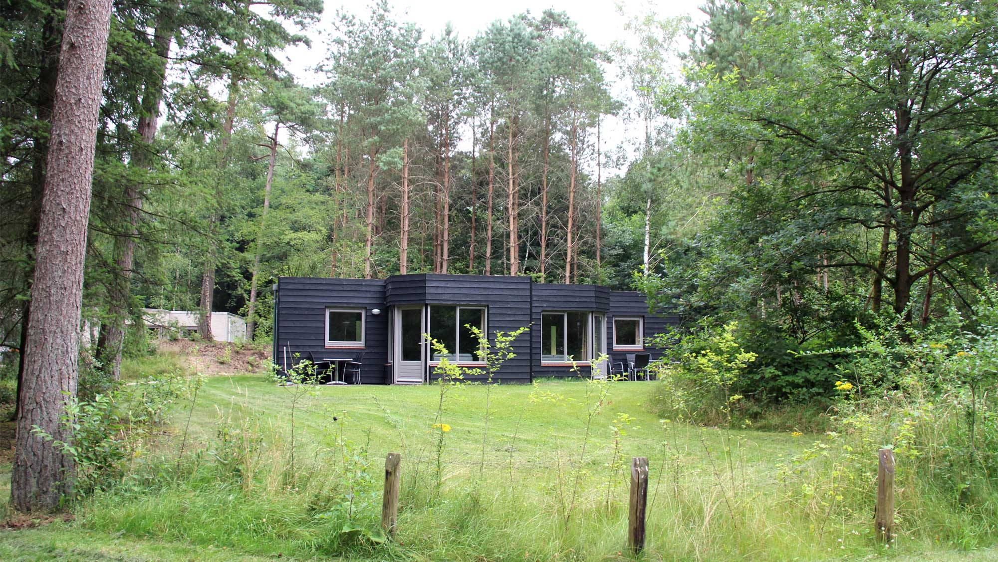 4pers bungalow Panorama Molecaten Park Landgoed Ginkelduin 01