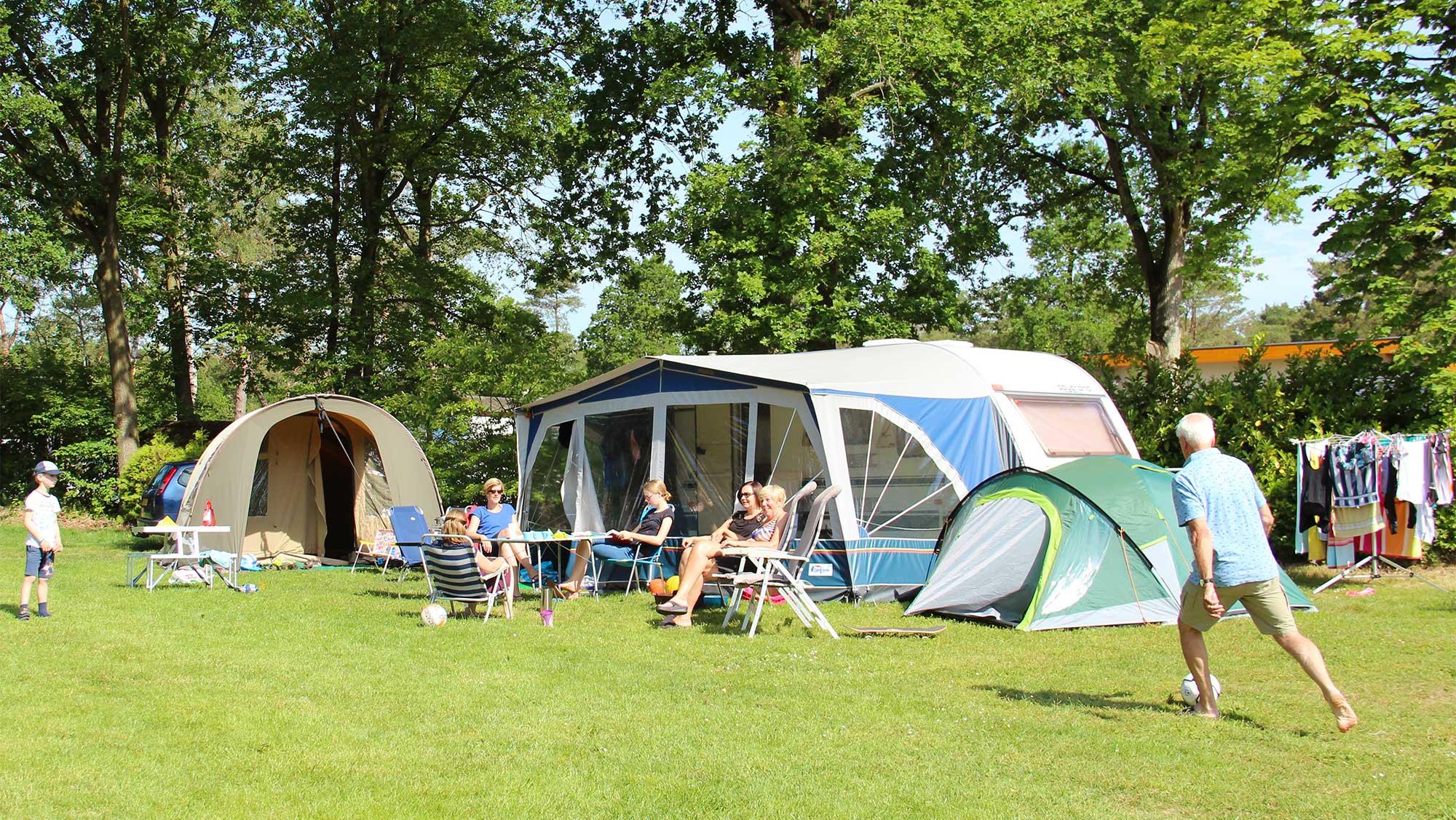 Comfortplaats kamperen Molecaten Park De Koerberg 02