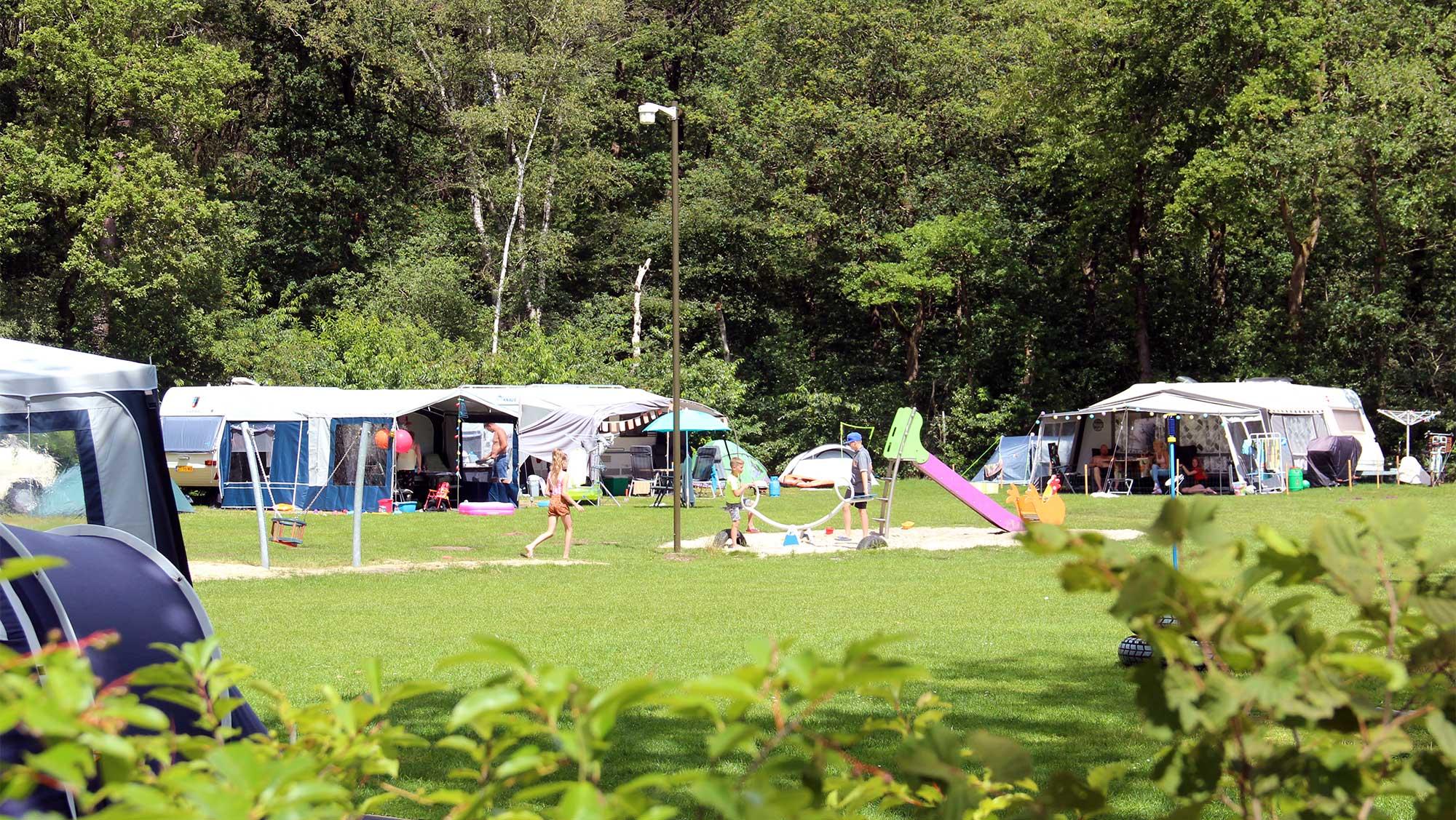 Comfortplaats kamperen Molecaten Park Kuierpad 02