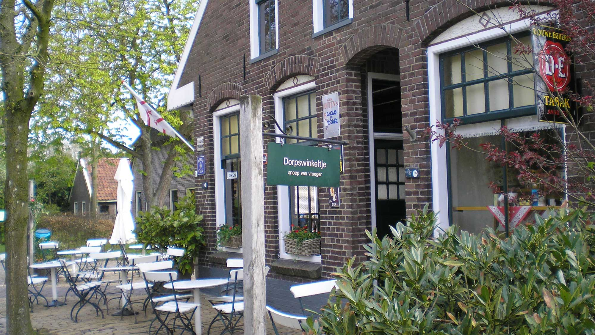 Omgeving Molecaten Park Kuierpad Drenthe 22 Orvelte