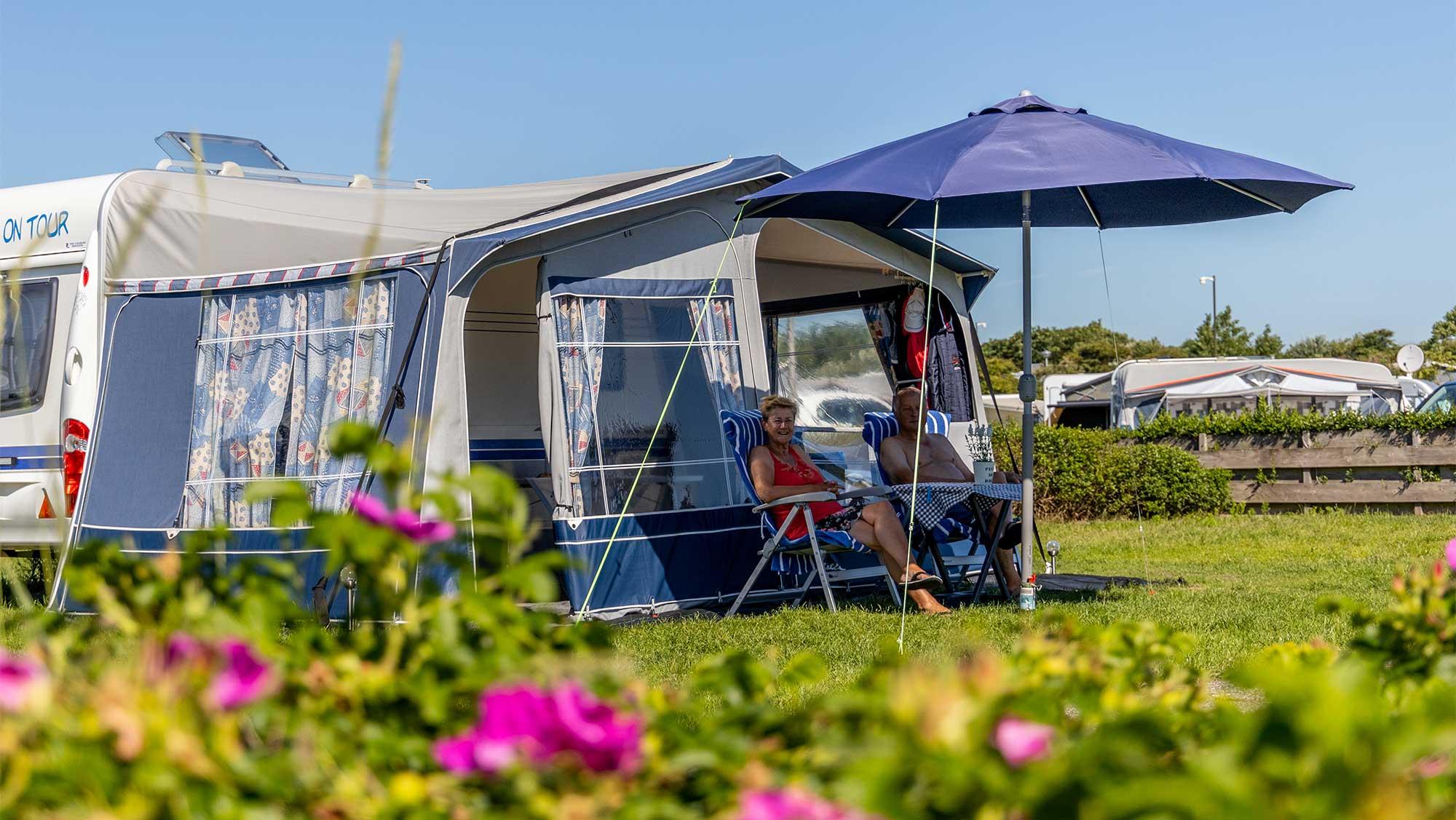 Basisplaats kamperen Molecaten Park Noordduinen 03