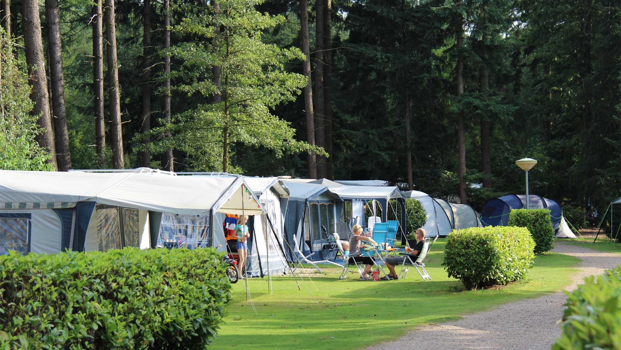 Seizoenplaats kamperen Molecaten Park De Leemkule