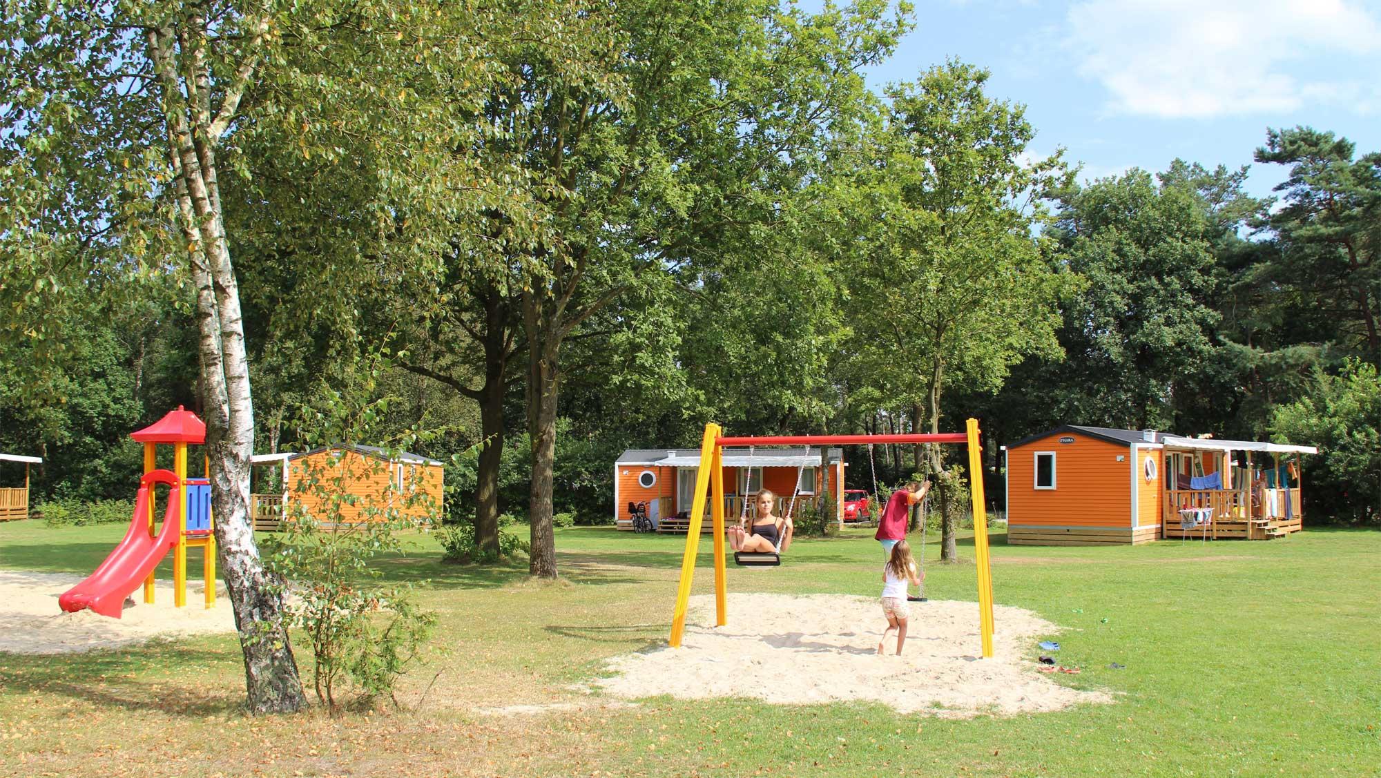 6pers chalet Zonnedauw Molecaten Park De Koerberg 01
