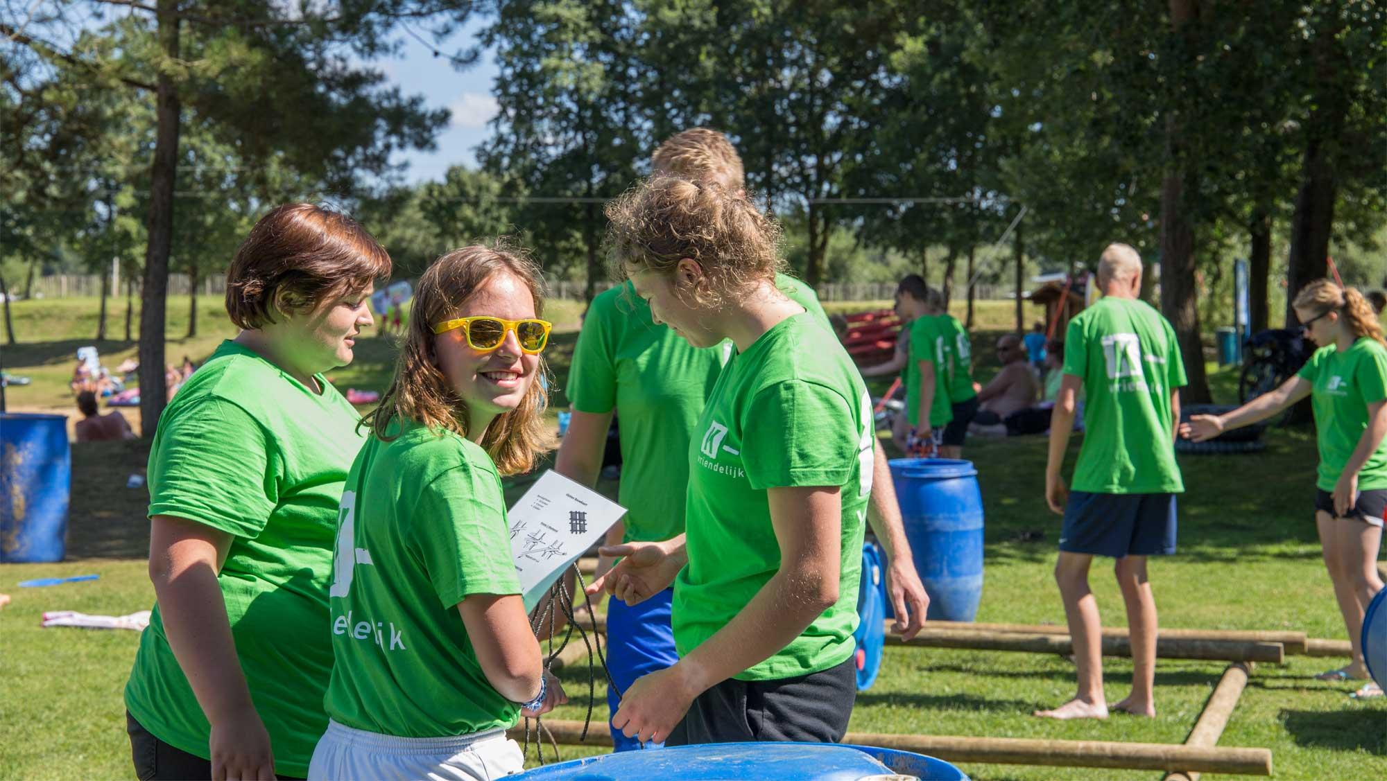 Schoolreisje Molecaten Outdoor Drenthe 10