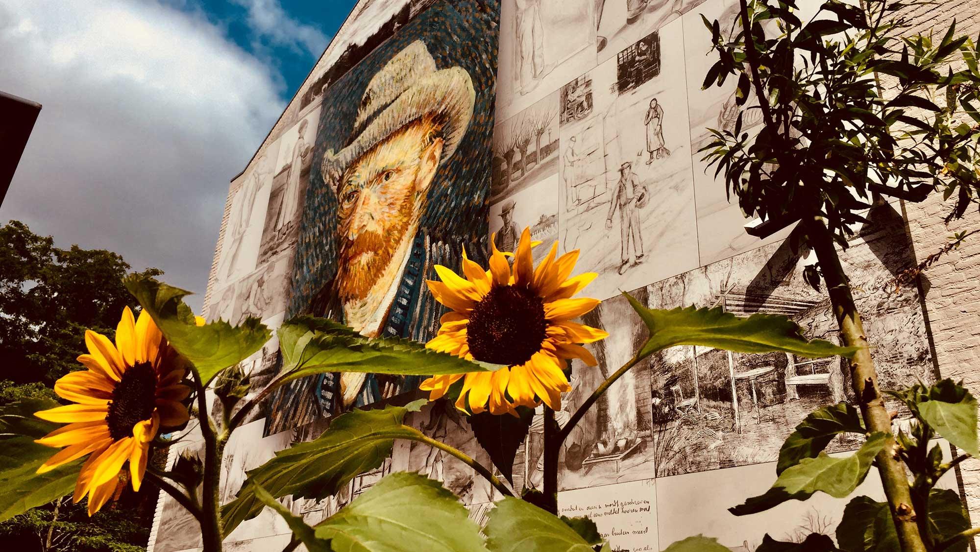 Omgeving Molecaten Park Bosbad Hoeven 17 Vincent van GoghHuis