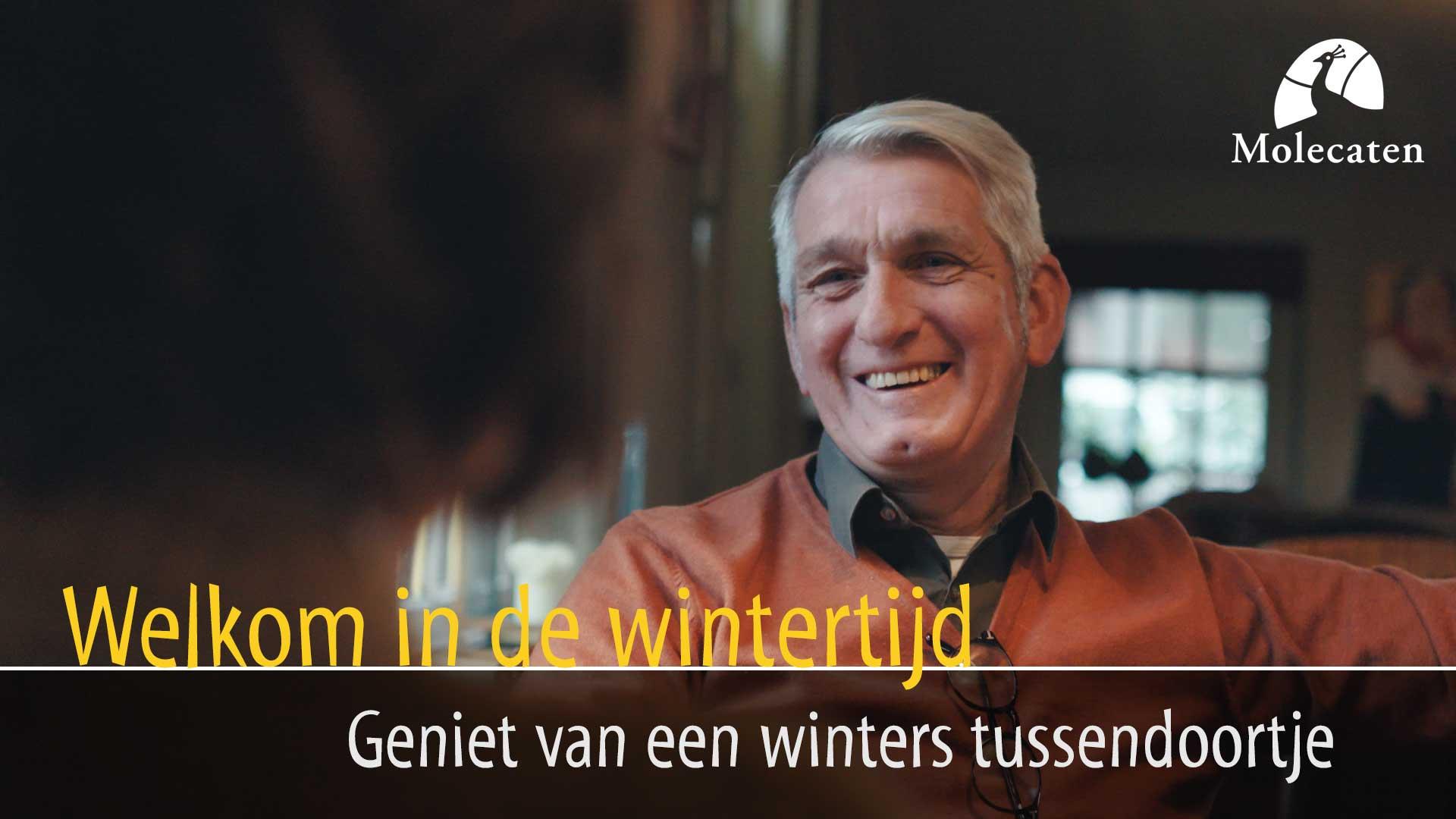 Winters tussendoortje