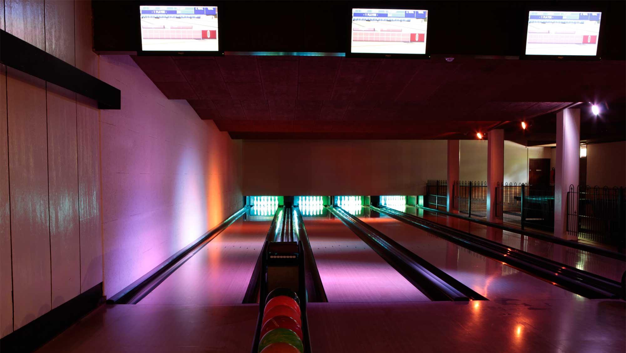 Bowlingbaan Bowlz Molecaten Park De Koerberg 02 bowlen