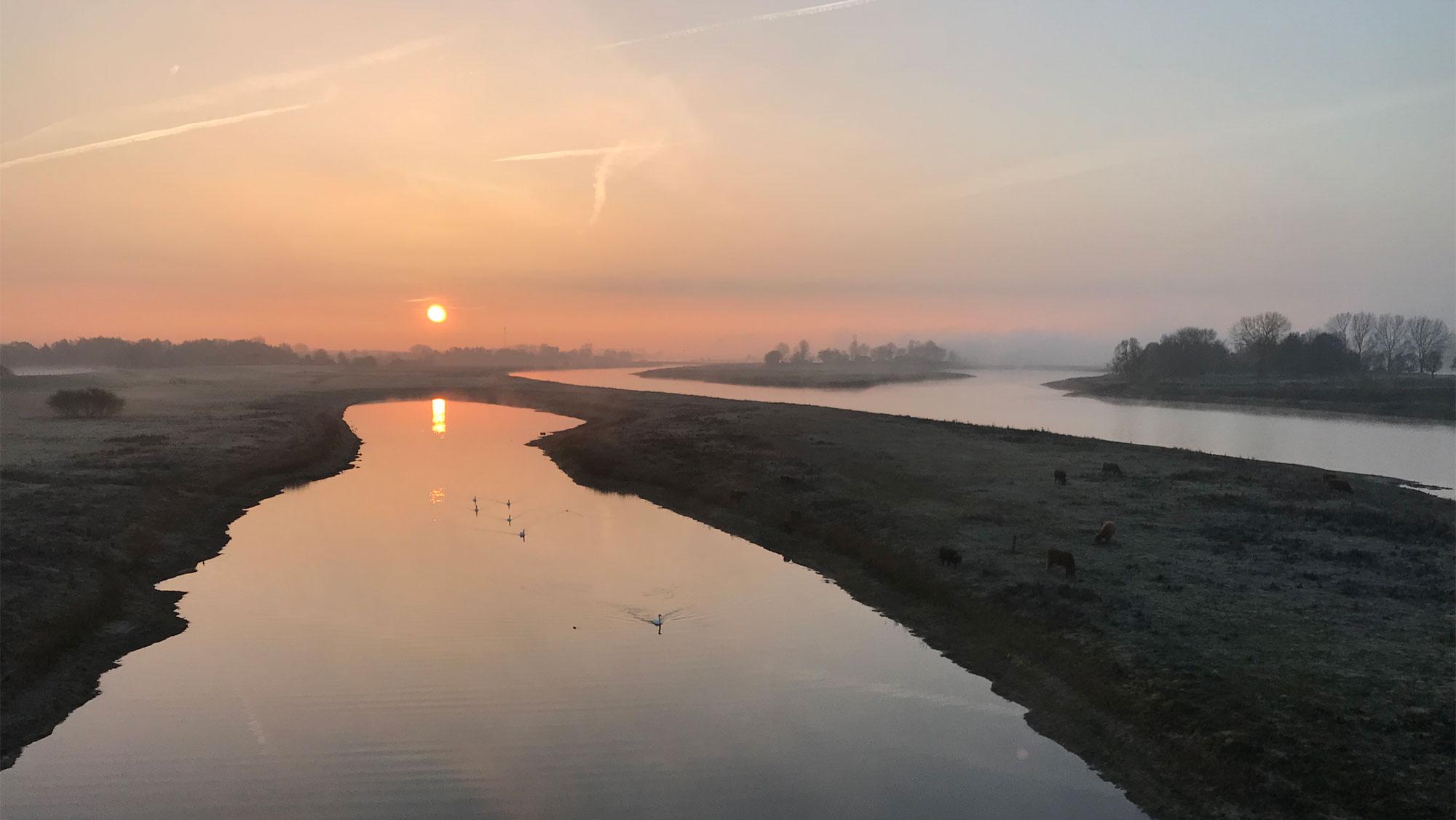 Omgeving Molecaten Park De Agnietenberg 21 De IJssel Zwolle
